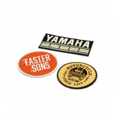 PARCHES YAMAHA FASTER SONS