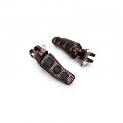 ESTRIBERAS YAMAHA PARA CONDUCTOR TOURING COLOR TECH BRONZE