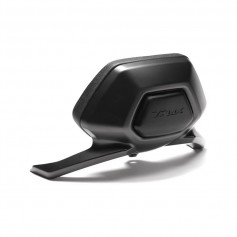 SOPORTE DE RESPALDO PARA PASAJERO YAMAHA T-MAX COLOR POWER-BLACK
